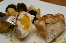 Фаршированные куриные грудки — изысканное вкусное блюдо!