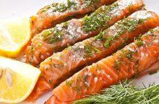 Гравлакс из семги — вкусненький и популярный скандинавский рецептик!