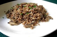 Гречка с грибами в мультиварке — быстро, вкусно и без хлопот!