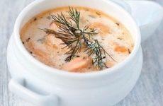 Kalakeitto — финский рыбный суп — очень вкусный, насыщенный, с интересными нюансами!