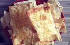 Хрустящий лаваш в сырной корочке — вкуснейшие чипсы от шеф-повара!
