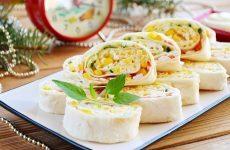 Крабовый салат в лаваше — самый простой, вкусный и быстрый рецептик салата!
