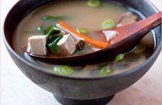 Мисо суп — традиционное блюдо японской кухни, стоить попробовать!