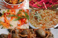 5 рецептов салатов по-корейски — аппетитны и полезны!!!