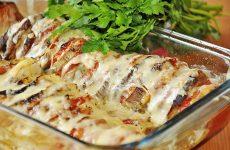 Овощи по-провансальски — быстро, вкусно и сытно!