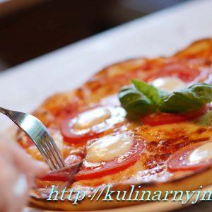 Пицца Маргарита — традиционная итальянская пицца, самая популярная в мире!