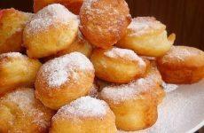 Пончики вкуснейшие — быстро, просто и очень вкусно!