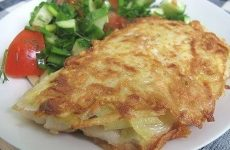 Рыба в картофельной корочке — нежная и сочная, аппетитная хрустящая корочка!