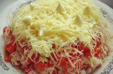 Салат «Песцовая шубка» — нежно, вкусно, просто!