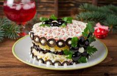 Салат с крабовыми палочками и черносливом — вкусный и ароматный салатик!