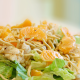 Диетический салат с курицей и апельсинами — хороший вкус и необычное сочетание!