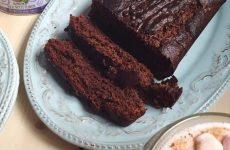 Шоколадно-банановый кекс — нежный, вкусненький!