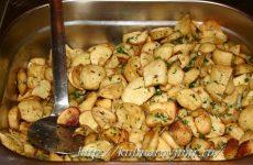 8 советов хозяйкам для приготовления вкусного картофеля!