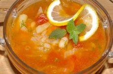 Суп «Синьор Помидор» — настоящий, томатный…!