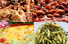 Вкусный и полезный обед — 4 рецепта быстрых блюд!