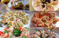Вкусные варианты для закуски на чипсах – топ-6  вариантов оригинальной начинки!