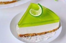 Желейный торт — вкус изысканного блюда!