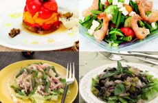 4 рецепта вкусненьких салатика!