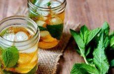 6 рецептов травяных чаев для похудения!!!