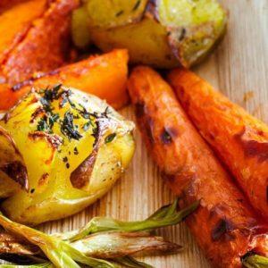 Картофель с тимьяном — вкусное и отличное блюдо!