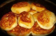 Картофельные зразы — легкое и вкусное блюдо!