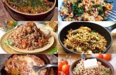 Топ-9 вкуснейших блюд с гречкой!!!