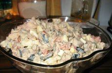 Салат из куриной печени с помидорами — нежный пикантный салатик!