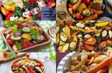 Шесть типичных ошибок при запекании овощей в духовке!