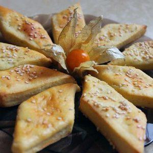 Слоенное картофельное печенье — изысканный вкус!