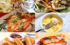 Топ-6 лучших рыбных блюд к праздничному столу!