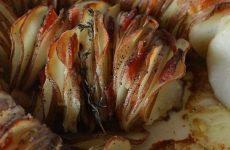 Великолепный картофель на гарнир — звезда застолья!