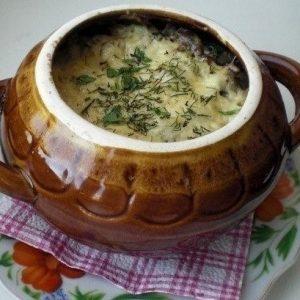 Фрикадельки с картошечкой в духовке — полноценное второе блюдо!