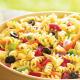 Итальянский салат с макаронами — готовится быстро, а поедается с удовольствием!