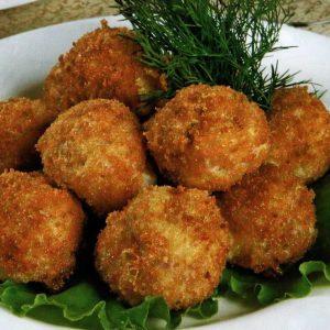 Картофельно-мясные крокеты — произведение кулинарного искусства!