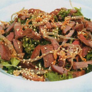 Китайский салат — изысканность и утонченность…!