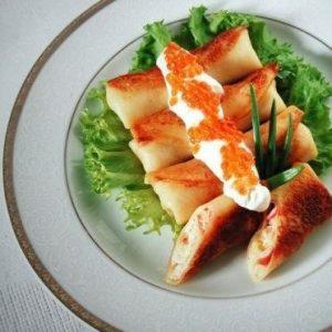 Крабовые палочки по‑корейски — популярная простая и вкусная закусочка!