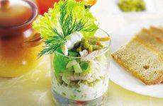 Мясной салат по-русски — истинный уникальный рецепт вкуснейшего блюда!