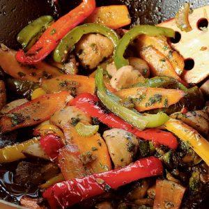 Овощи по-китайски — вкусный секрет приготовления!