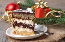 Торт трехслойный — нежный сказочный вкус!