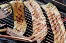 Цукини на гриле — хорош к рыбе, мясу, птице!