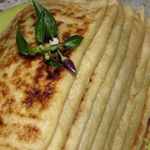 Гёзлеме — турецкая лепешка с начинкой!