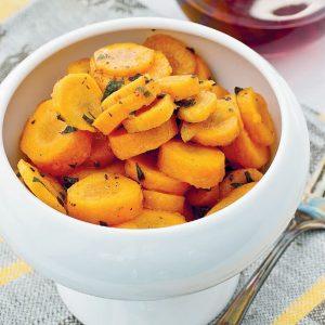 Апельсиновая морковь — неожиданный и очень свежий вкус!