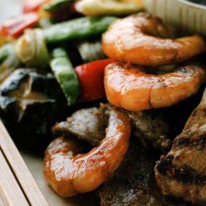 Ассорти на гриле — аппетитно и просто!
