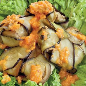 Баклажаны, фаршированные телятиной — вкусные, сочные баклажаны!