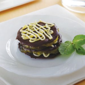 Десерт «Шоколадное лакомство» — праздничное настроение!