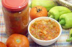 Домашний кетчуп «Лечо» — идеальный соус к любому блюду!