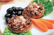 Горячие бутерброды с сырным соусом — аппетитный бутербродик!
