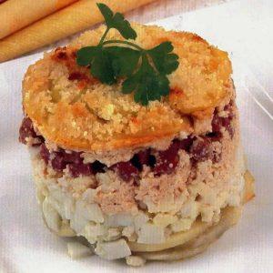 Запеканка с ветчиной — вкусный ужин для всей семьи!