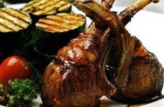 Жареные бараньи ребра на углях — ароматные, вкусные!
