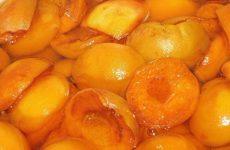 2 рецепта абрикос в сиропе на зиму — вкуснятина!